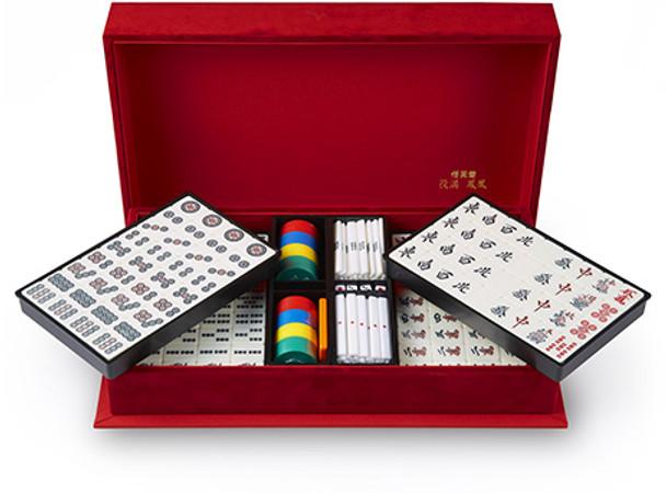 "Nintendo Japan ""Yakuman Firebird"" Mahjong Set"