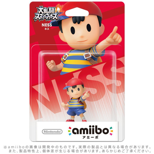 Ness Amiibo  - Japan Import