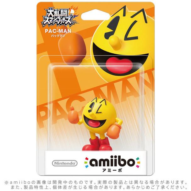Pac-Man Amiibo  - Japan Import