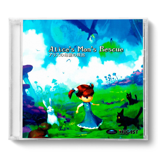 Alice's Mom's Rescue  [Independent Dreamcast Game]