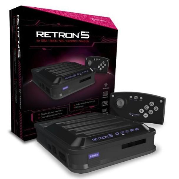 Retron 5 Black