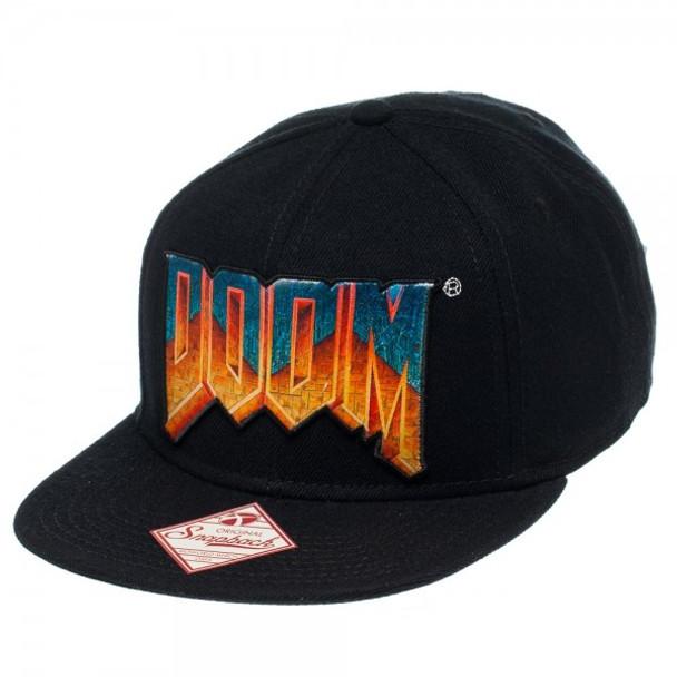 Doom Logo Snapback