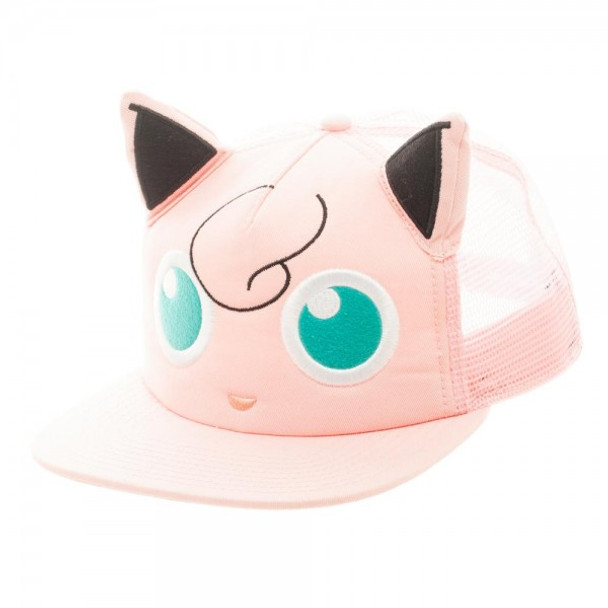Pokemon Jigglypuff Big Face Trucker