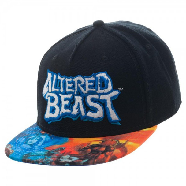 dd768f16 Sega Genesis Altered Beast Snapback