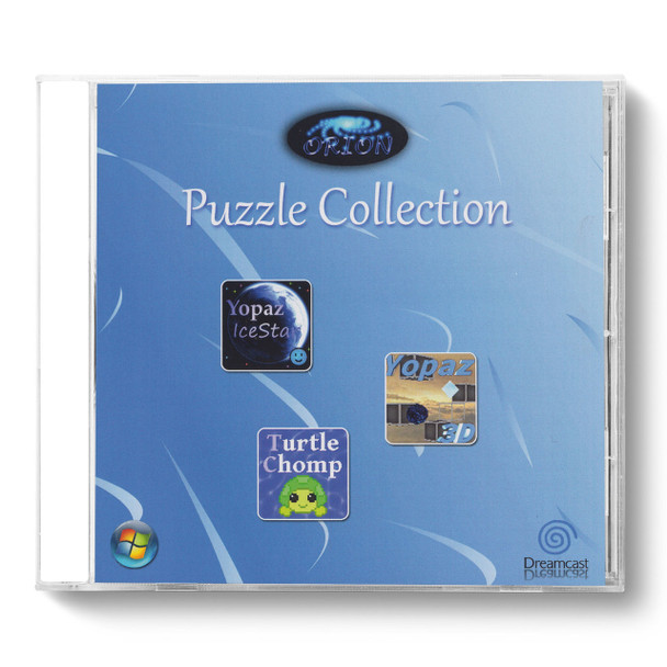Orion's Puzzle Collection [Independent Dreamcast Game]