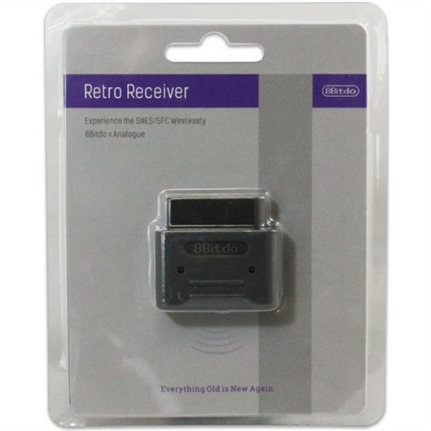 8bitdo Retro Receiver for SNES