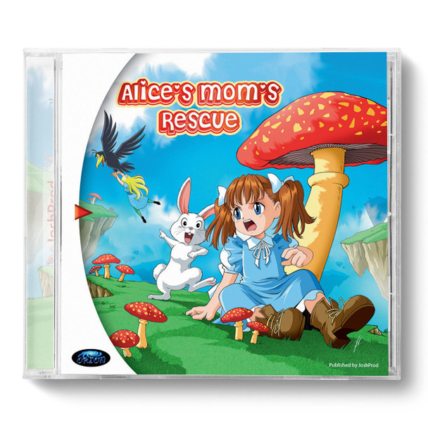 Alice's Mom's Rescue (Sega Dreamcast)