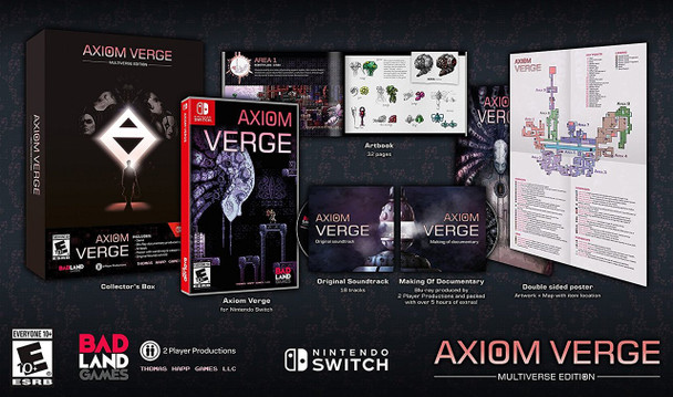 Axiom Verge: Multiverse Edition [SWITCH]
