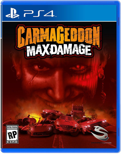 Carmageddon: Max Damage [PlayStation 4] [USA]