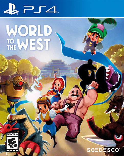 World to the West [PlayStation 4] [USA]