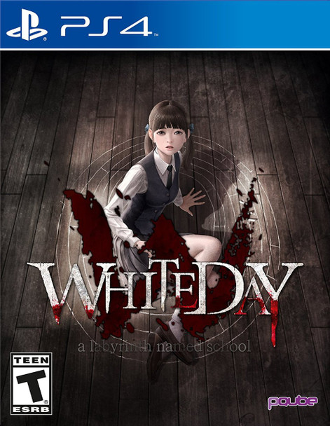 White Day: A Labyrinth Named School [PlayStation 4] [USA]