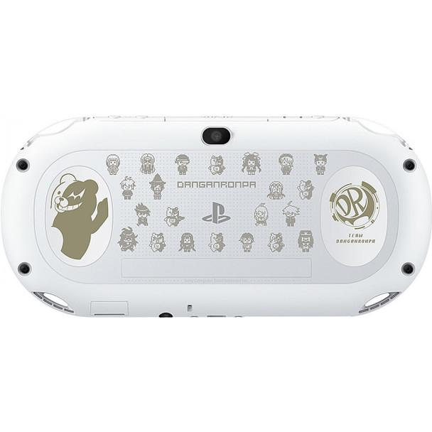 PlayStation Vita Slim DANGANRONPA V3 GLACIER WHITE LIMITED EDITION [JAPAN], PlayStation Vita, VideoGamesNewYork, VGNY