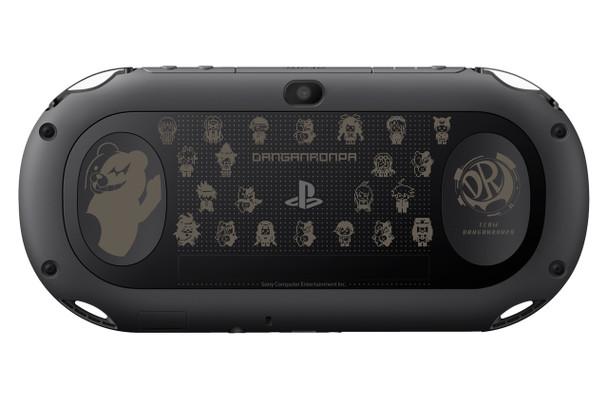 PlayStation Vita Slim DANGANRONPA V3 BLACK LIMITED EDITION [JAPAN], PlayStation Vita, VideoGamesNewYork, VGNY