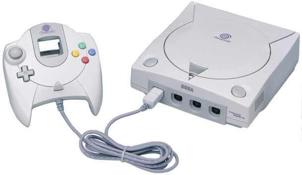 Sega Dreamcast System - White [PAL]