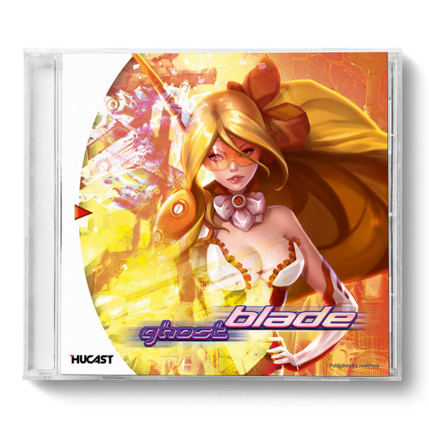 Ghost Blade [USA] [JoshProd]