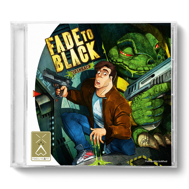 FADE TO BLACK (Sega Dreamcast)