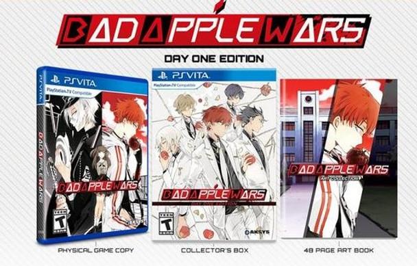 Bad Apple Wars Launch Edition - PlayStation Vita