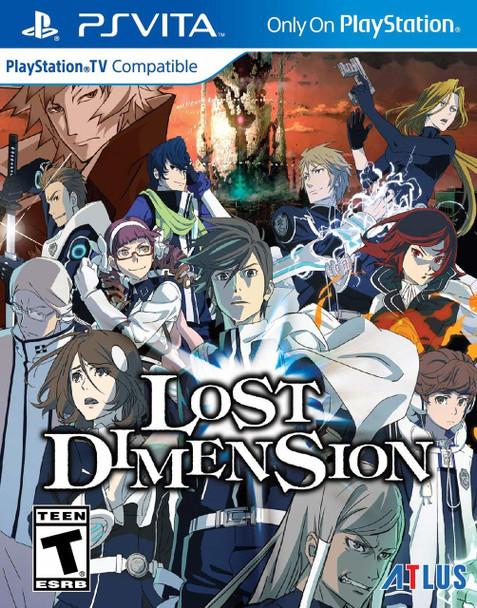 Lost Dimension - PlayStation Vita