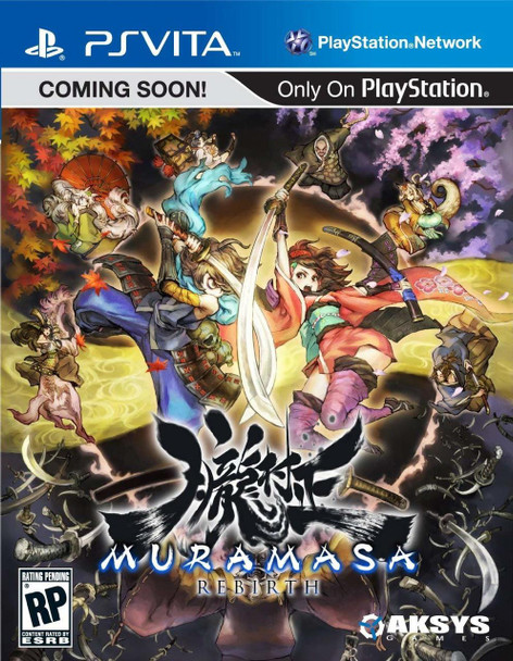 Muramasa Rebirth - PlayStation Vita