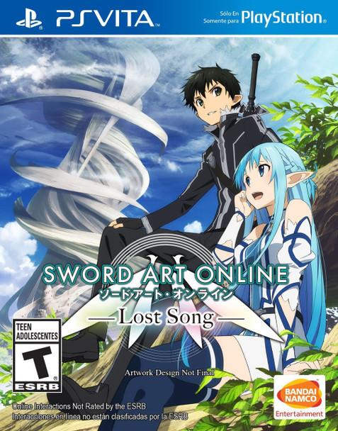 Sword Art Online: Lost Song - PlayStation Vita, VideoGamesNewYork, VGNY