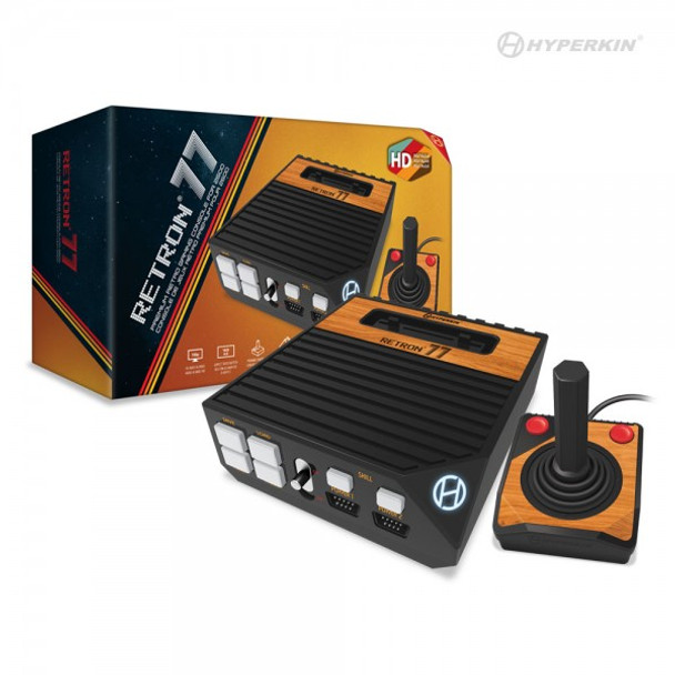 RetroN 77: HD Gaming Console for 2600