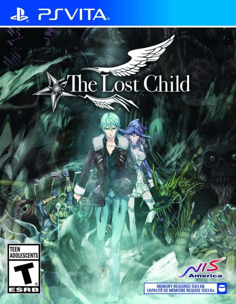 The Lost Child - PlayStation Vita, VideoGamesNewYork, VGNY