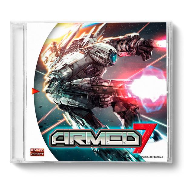 Armed Seven (Sega Dreamcast)