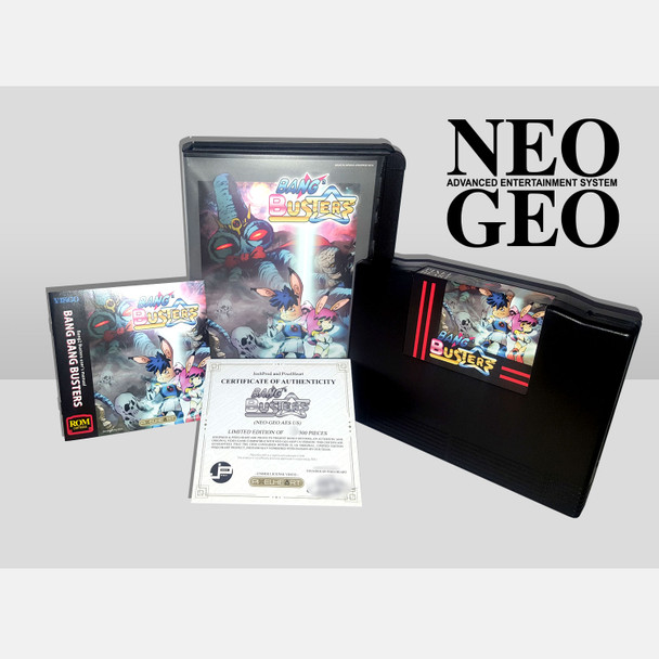 BANG² BUSTERS NEO GEO AES [USA]