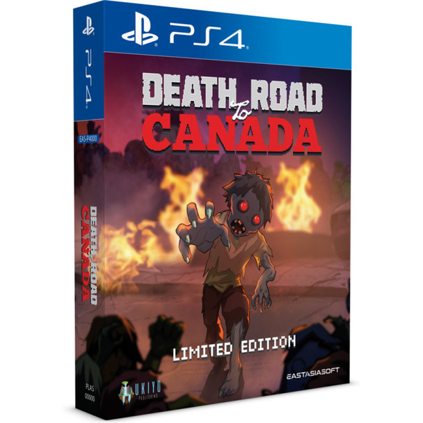 Death Road to Canada - LIMITED EDITION [PS4]