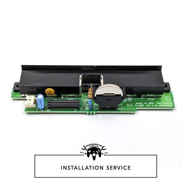 Dreamcast Full Controller Board Upgrade [SERVICE]
