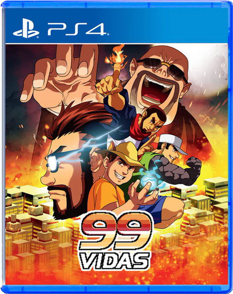99VIDAS [PS4] Strictly Limited