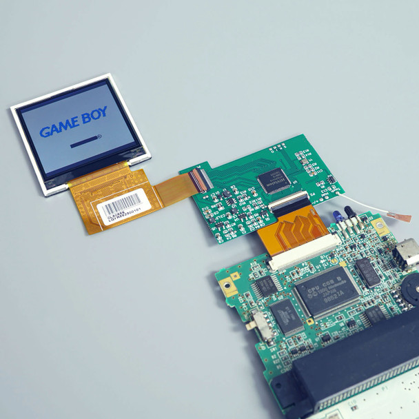 GameBoy Color BACKLIGHT LCD, VideoGamesNewYork, VGNY