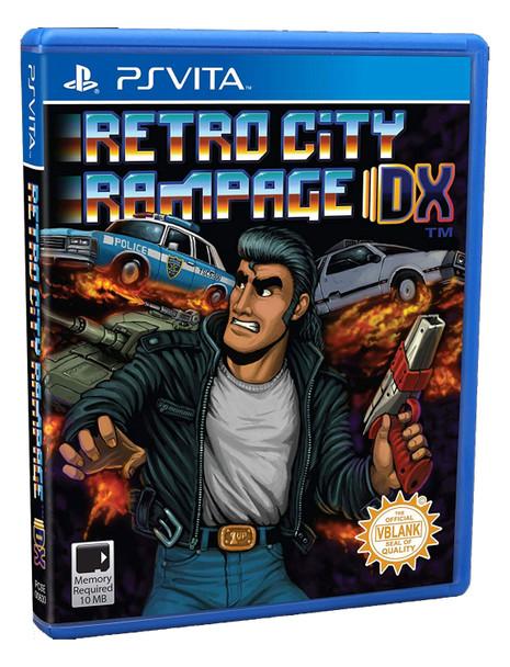 Retro City Rampage DX ( PlayStation Vita)