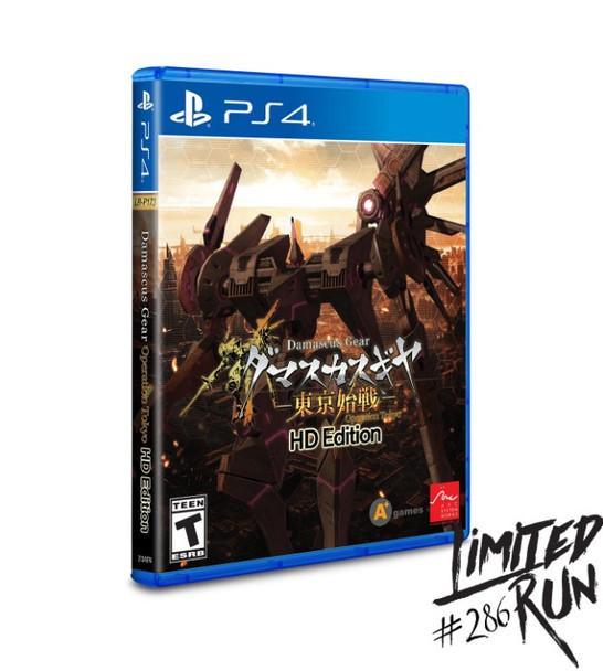 Damascus Gear Operation Tokyo - Limited Run (PlayStation 4)