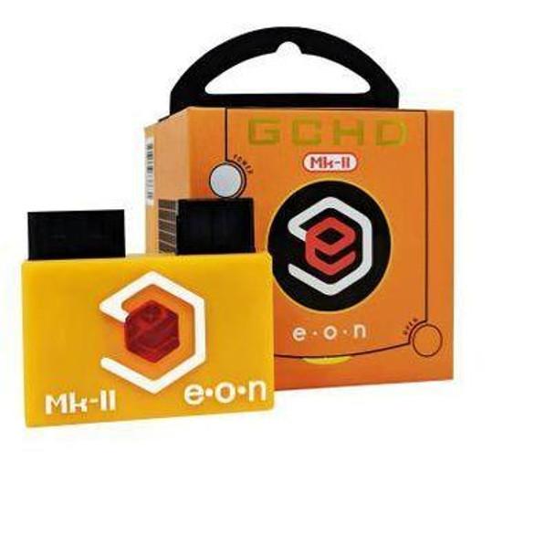 GCHD Mk-II | GameCube HDMI Adapter (ORANGE)