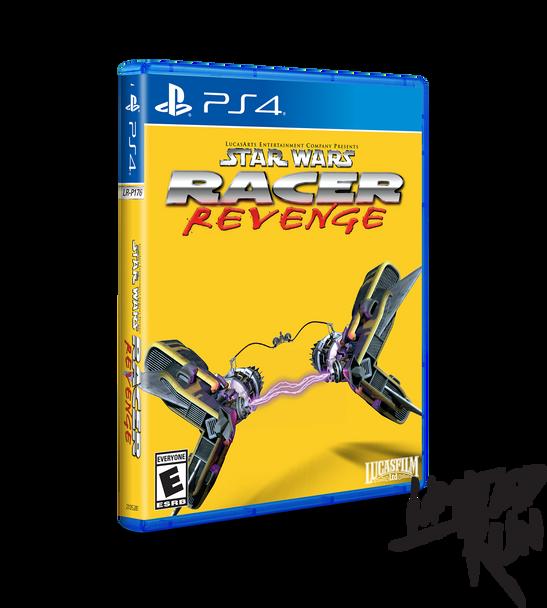 Star Wars Racer Revenge (PS4) LR-P290