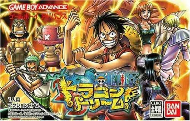 One Piece: Dragon Dream!  (Gameboy Advance)