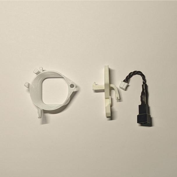 Dreamcast Noctua Fan Mount Kit - WHITE