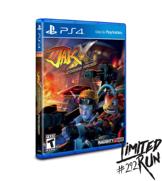 Jak X: Combat Racing LRP-292 (Playstation 4)