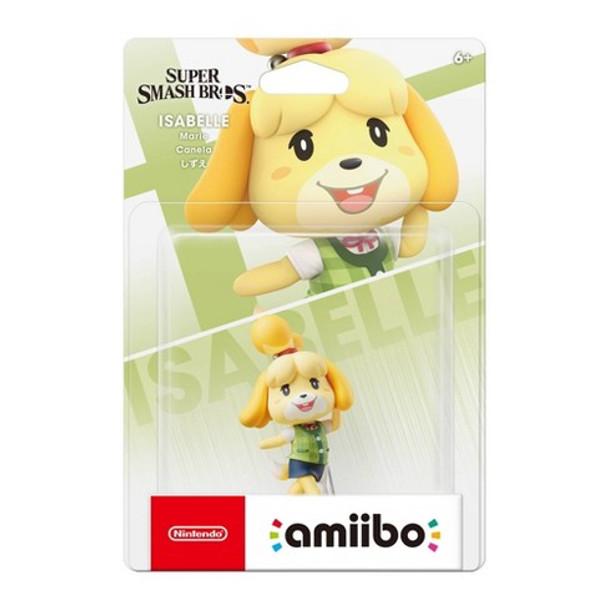 Isabelle (Super Smash Bros) Amiibo  - Japan Import
