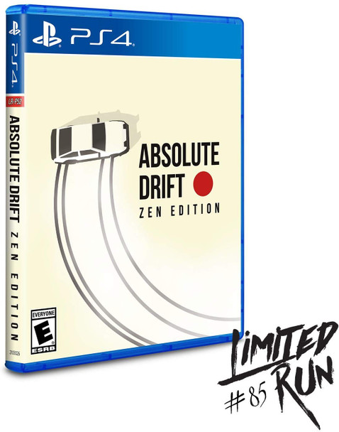 Absolute Drift Zen Edition LRP-52 (Playstation 4)