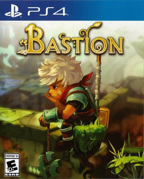 Bastion - Limited Run (Playstation 4)