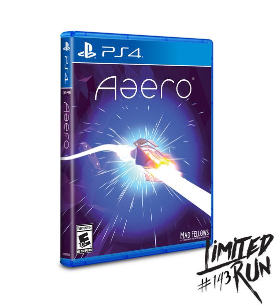 Aaero LRP-90 (Playstation 4)