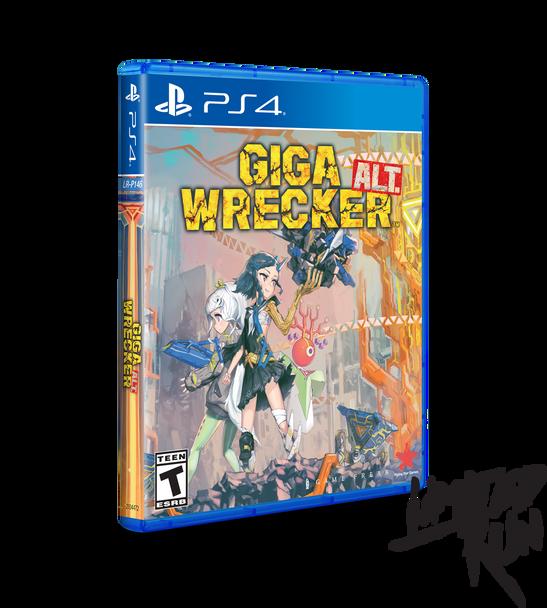 Giga Wrecker LRP-146 (Playstation 4)