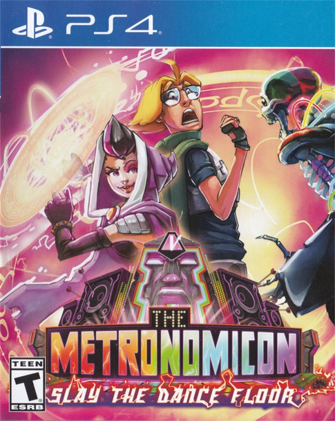 Metronomicon LRP-75 (Playstation 4)