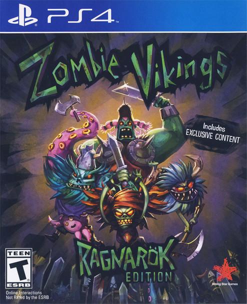Zombie Vikings Ragnarok Edition (Playstation 4)
