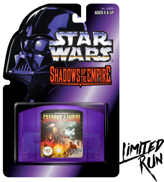 Star Wars: Shadows of the Empire Classic Edition (Nintendo 64) Limited Run
