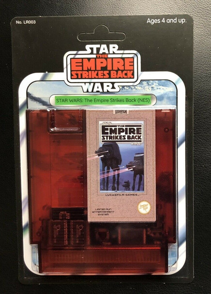 Star Wars: The Empire Strikes Back Classic Edition (NES) Limited Run