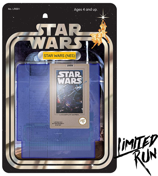 Star Wars Classic Edition (NES) Limited Run