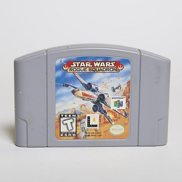 Star Wars Rogue Squadron N64 (USED)